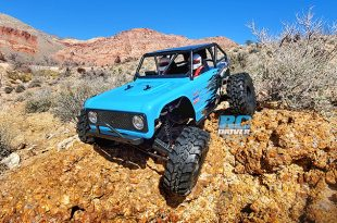 Redcat releases the Wendigo, Rock Racer