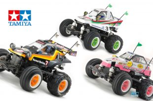 The Super-Fun Tamiya Comical Buggies