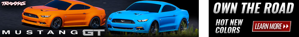 Traxxas Mustang