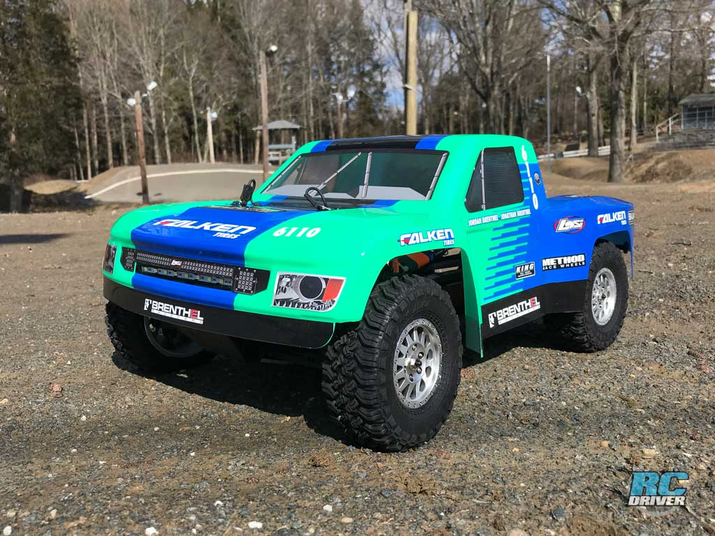 Losi TENACITY TT Pro 4WD Brushless RC Truck Review