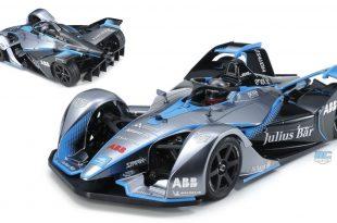 Tamiya TC-01 Formula E Gen2