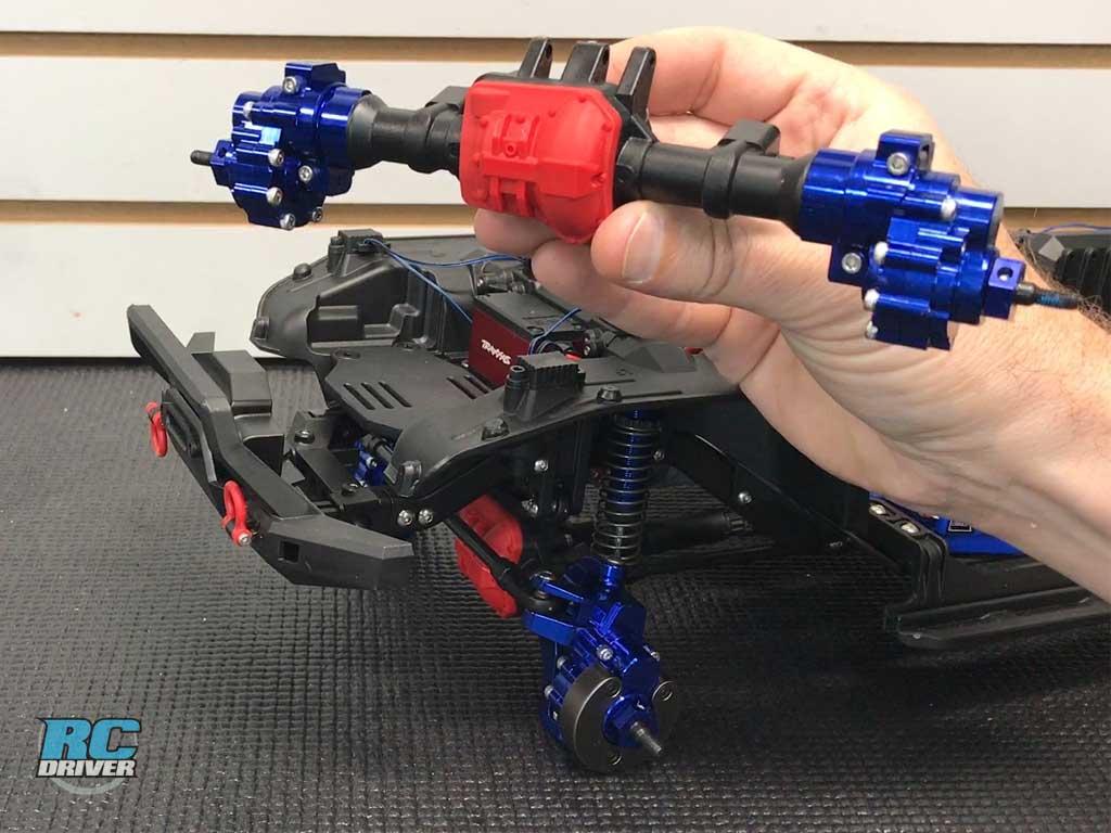 Traxxas TRX-4 Sport Full Upgrade Project Truck Part 5