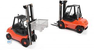RC4WD 1/14 Norsu Hydraulic RC Forklift