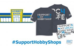 Support Your Local Hobby Shops