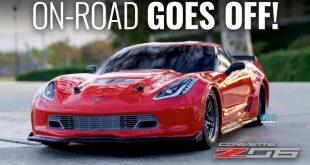 Corvette Z06 Skate Park Challenge Video
