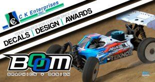 C K Enterprises Acquires BOOMrc Graphics & Design