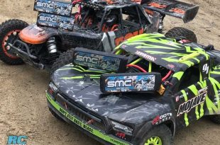 SMC Racing True Spec DV Series RC Car LiPo Battery Overview
