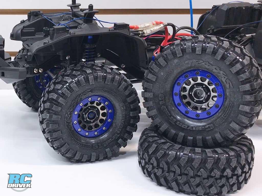 Traxxas TRX-4 Sport Full Upgrade Project Truck Part 6