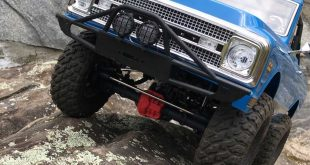 RC4WD Leaf Spring Suspension Conversion Kit For The Axial SCX10 II