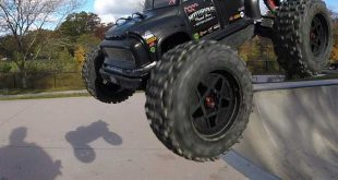 Radio Control Truck Jump Compilation