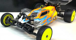 Team Losi Racing 22 5.0 AC 2WD Buggy Race Kit Overview