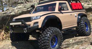 Traxxas TRX4 Sport Full Upgrade Project Truck Part 8
