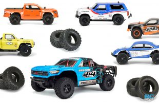 5 Hot Pro-Line Body/Tire Options for Arrma Senton 4x4