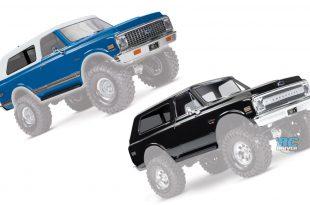 Traxxas Announces Classic Chevrolet Blazer Bodies