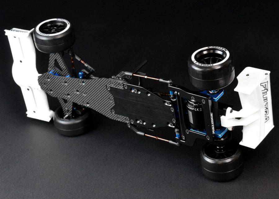 Exotek Racing F1ULTRA 1/10 F1 performance car kit