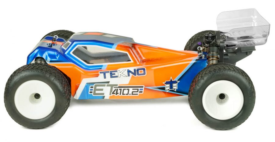 Tekno RC ET410.2 1/10 4WD Competition Electric Truggy