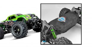 JConcepts X-Maxx Mesh Breathable Chassis Cover