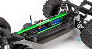 Traxxas Heavy-Duty Chassis Brace for the Rustler 4x4/Slash 4x4