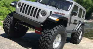 Axial SCX10 III Jeep Wrangler Rubicon RTR Truck Review