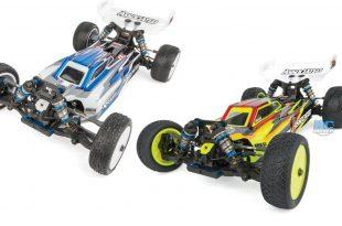 Team Associated B74.1 and B74.1D Team Kits Announced