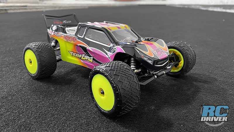 Upgrading The Losi Mini-T 2.0