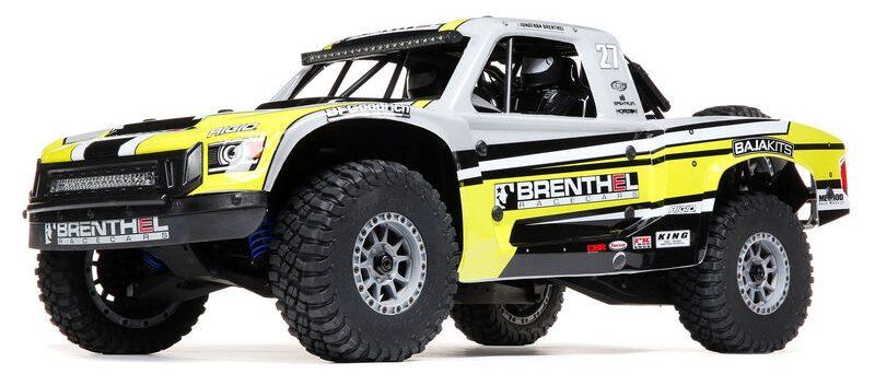 Losi 1/6 Super Baja Rey 2.0 4WD desert trucks