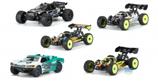 Pro-Line new off-road body releases