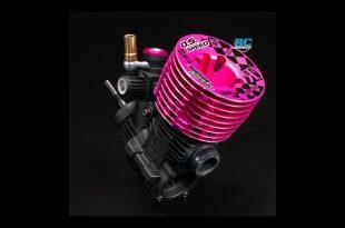 O.S. Speed B21 Ronda Drake Pink Edition Engine