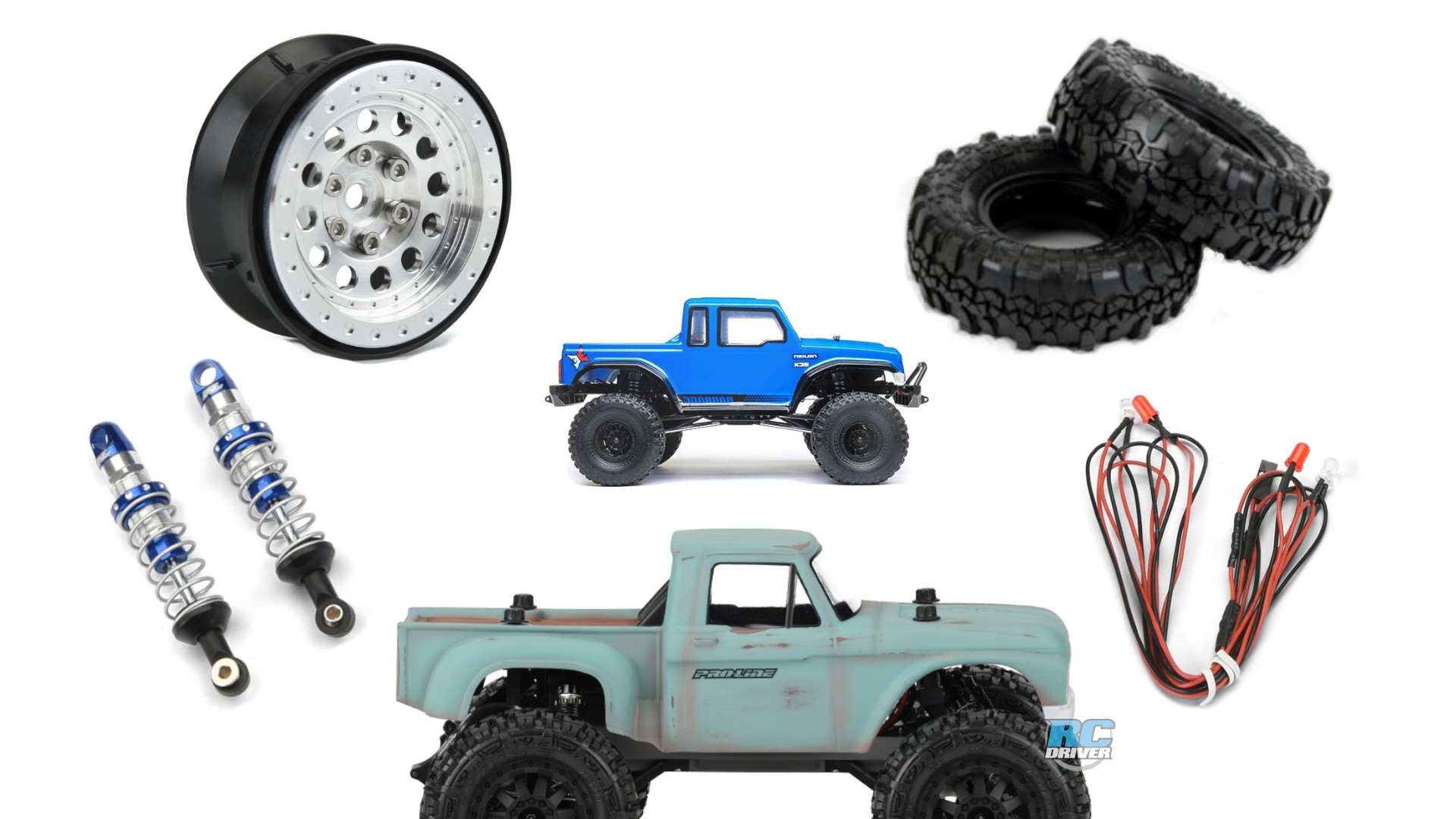 ECX Barrage goes from ordinary to extraordinary with Pro-Line gear