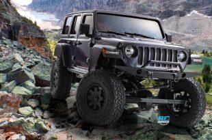 Kyosho Jeep Wrangler Unlimited Rubicon Mini-Z 4x4
