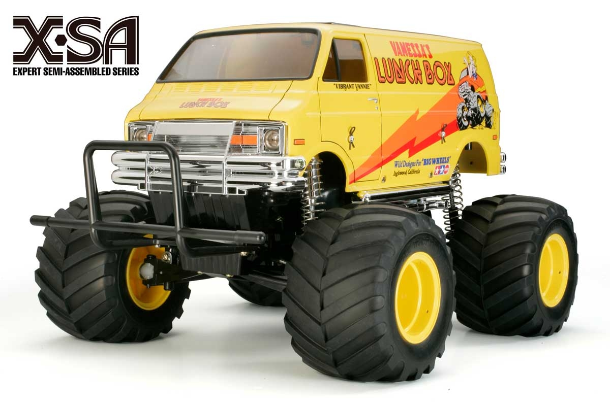 Tamiya Expert Semi-Assembled (X-SA) Series coming late Fall