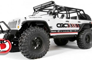 Axial SCX10 2012 Jeep Wrangler Unlimited C/R Edition RTR
