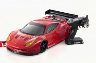 Kyosho Inferno GT2 VE Race SPEC Ferrari 458 Italia