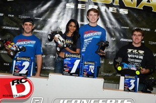 Tanner Denney Takes First Win for Team Associated B5
