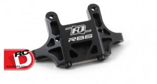 Revolution Design Racing Products - RB6 Rear Bulkhead MM Aluminium_1 copy