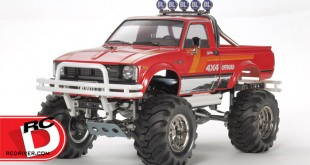 Tamiya - Toyota Mountain Rider - 4x4 Pick-Up copy