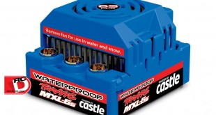 Traxxas - MXL-6s Waterproof ESC copy