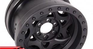 Axial - 2.2 Walker Evans Wheels - IFD Black Wheels