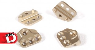 Axial - AX10 Aluminum Upper Link Capture Plates copy