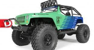 Axial - SCX10 Jeep Wrangler G6 Falken Edition copy