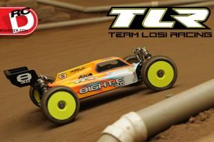 Team Losi Racing 8IGHT-E 3.0
