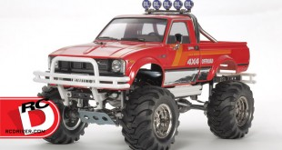 Tamiya - Toyota Mountain Rider 4x4 copy