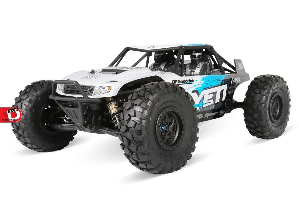 Axial R C : Axial yeti rock racer