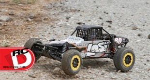 Losi - XXX-SCB Brushless with AVC_3 copy