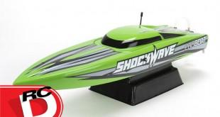 Pro Boat - Shockwave 26 BL Deep-V RTR copy