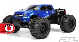 Pro-Line - PRO-MT 2WD 1-10 Monster Truck Kit copy