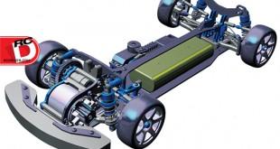 Tamiya - FF-04 EVO Chassis Kit copy