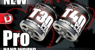 Team Tekin - Pro Hand Wound Brushed Crawler Motors copy