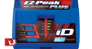 Traxxas - EZ-Peak Plus 4-amp NiMH-LiPo charger with iD Auto Battery Identification copy