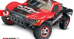 Traxxas - Slash Pro 2WD Short-Course Truck with On Board Audio copy